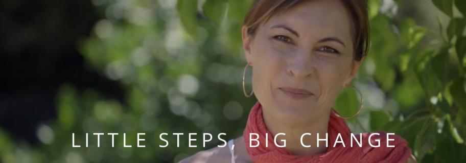 Little Steps, BIG Change